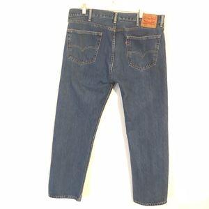 Levi's 505 Men's Jeans Size W40 L 32